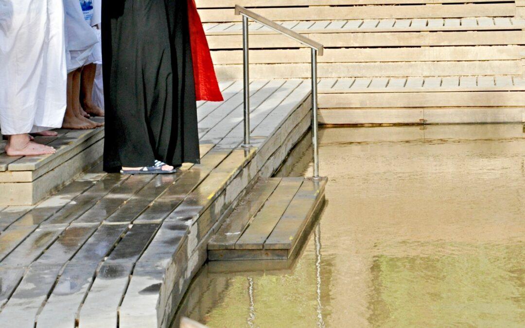 Brandi's Baptism Debacle Met with Grace in Reverse