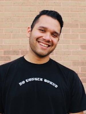Raul Balandrano headshot