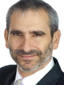 Steven Greenberg headshot