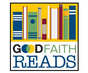 Good Faith Reads podcast logo