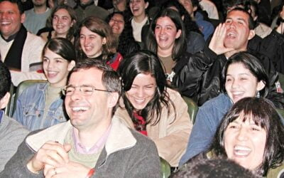 Why Laughter Will Fill the Church's Future