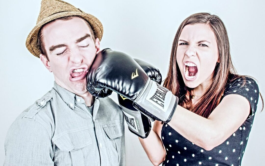 What It Looks Like When We Fight Like Christians