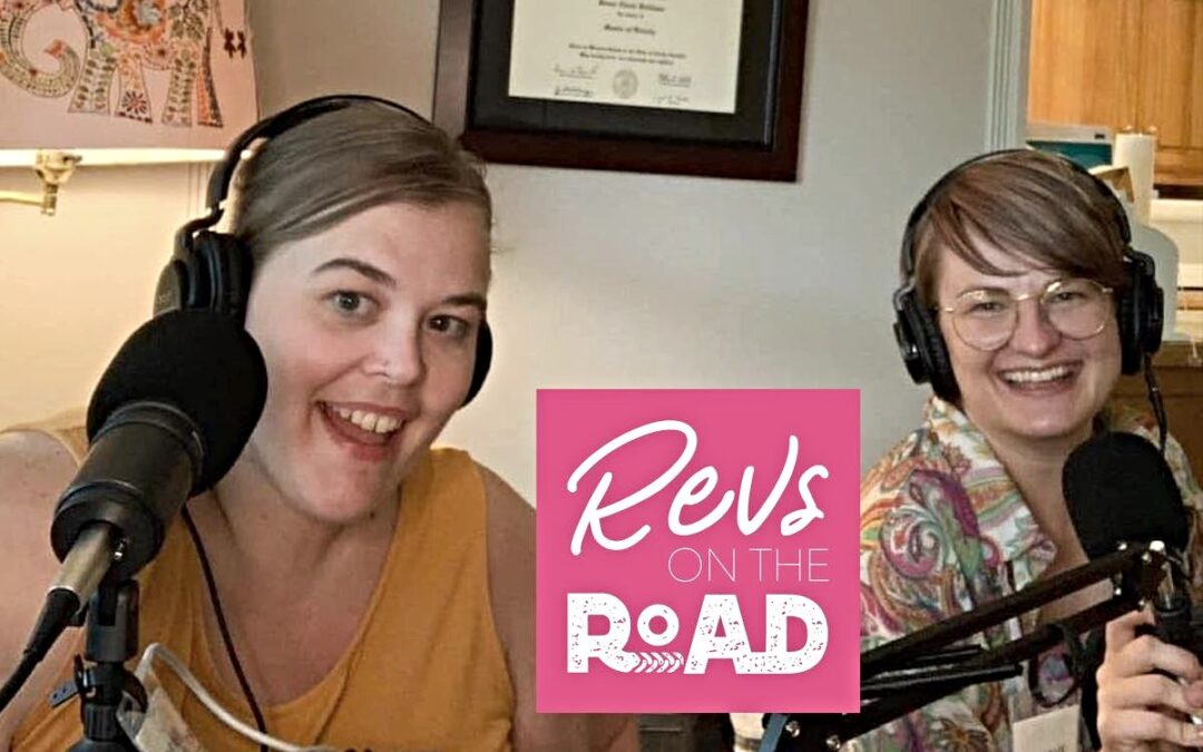 'Revs on the Road' Podcast Launches Today