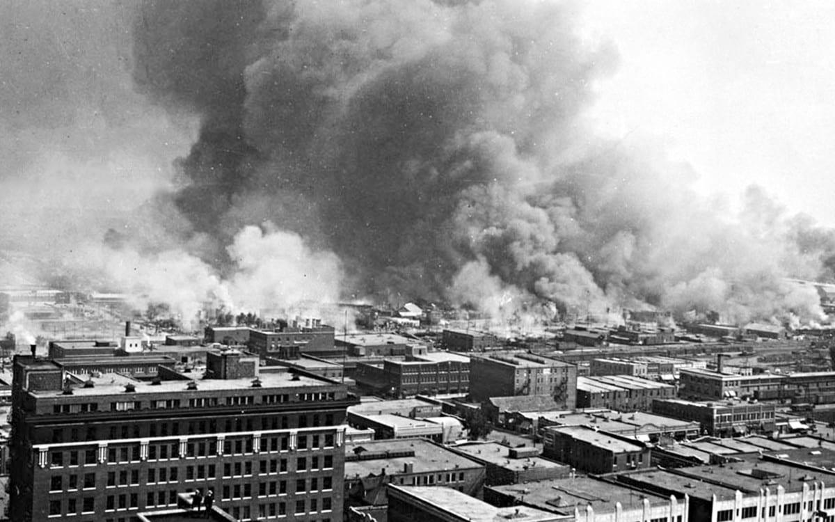 Don't Believe Lies Downplaying Town's Destruction