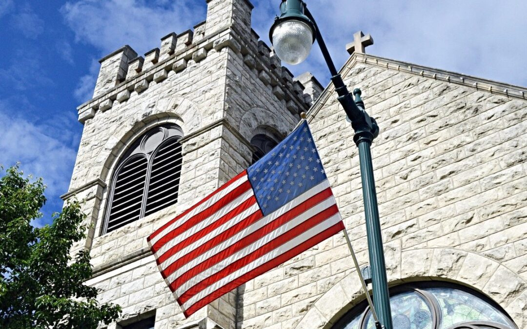 Most US Christians Call Nation 'Christian Country'