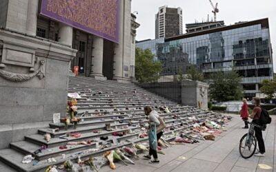Mass Graves Reveal 966 Children Left Unnamed
