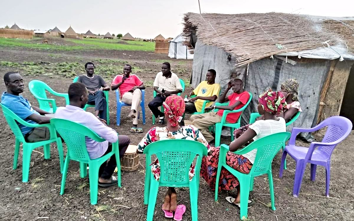 S. Sudan Baptists Minister Amid Gov't Instability, Hunger