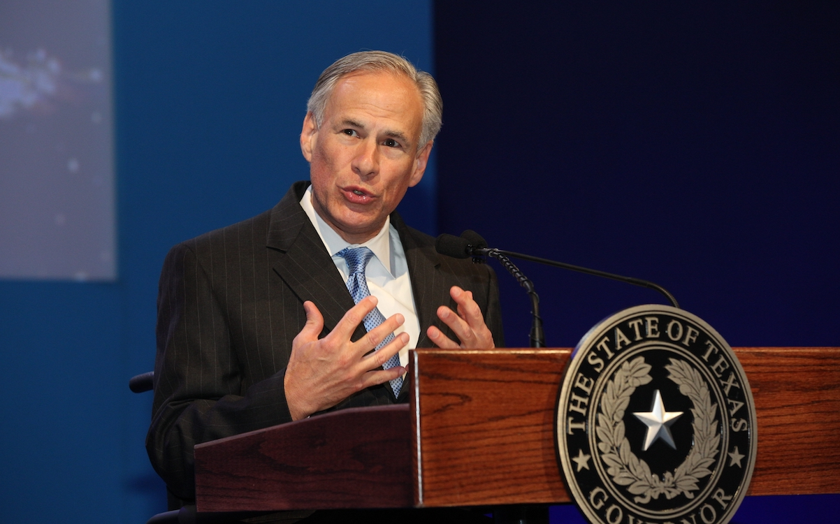 Gov. Abbott Needs to Tell Lone Star State, 'Don't Mess with COVID'