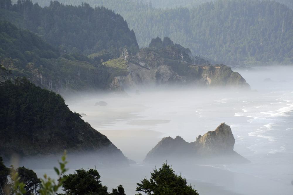 Olympic Peninsula Oregon