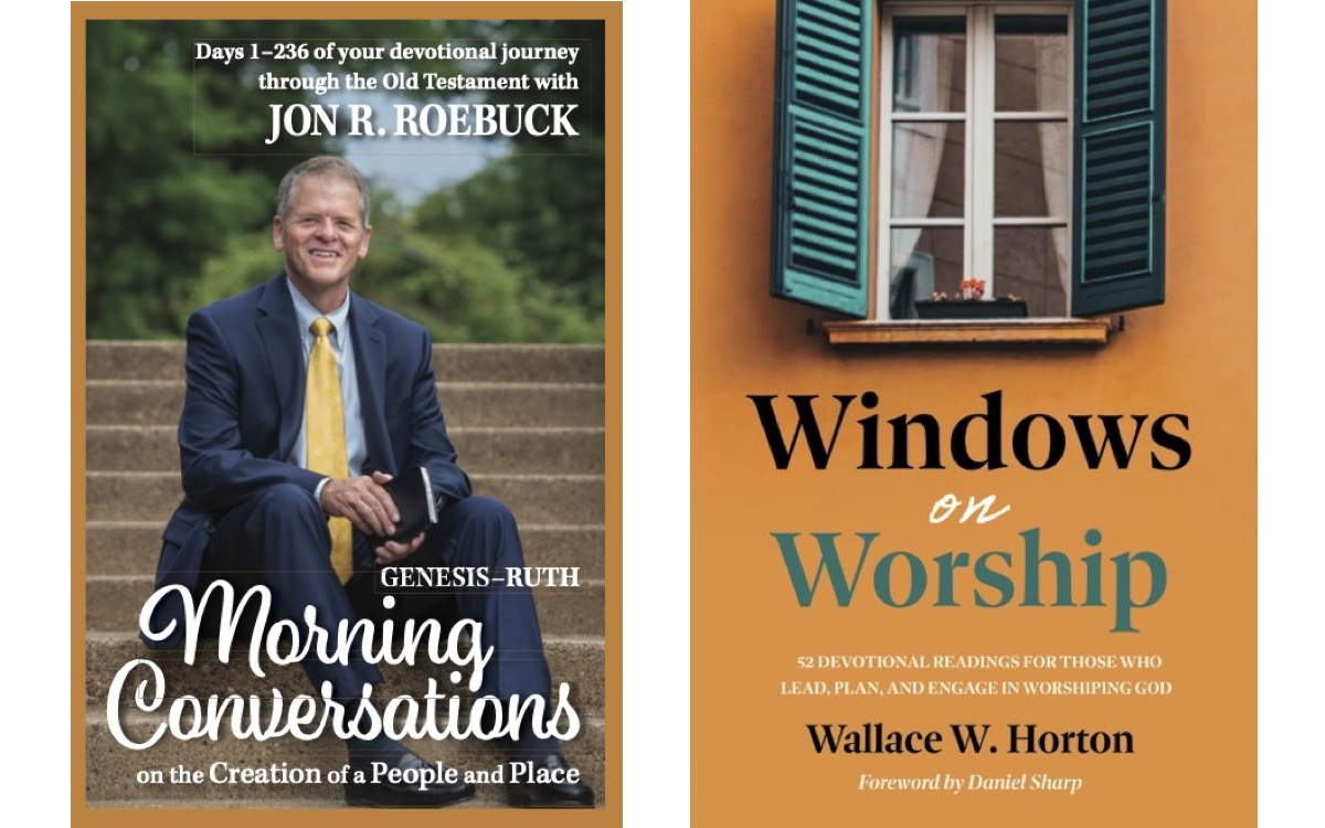 Two New Nurturing Faith Books Offer Devotions on Scripture, Worship