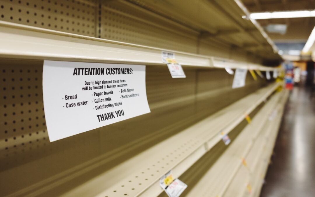 No Shortage of Shortages: We're All Out
