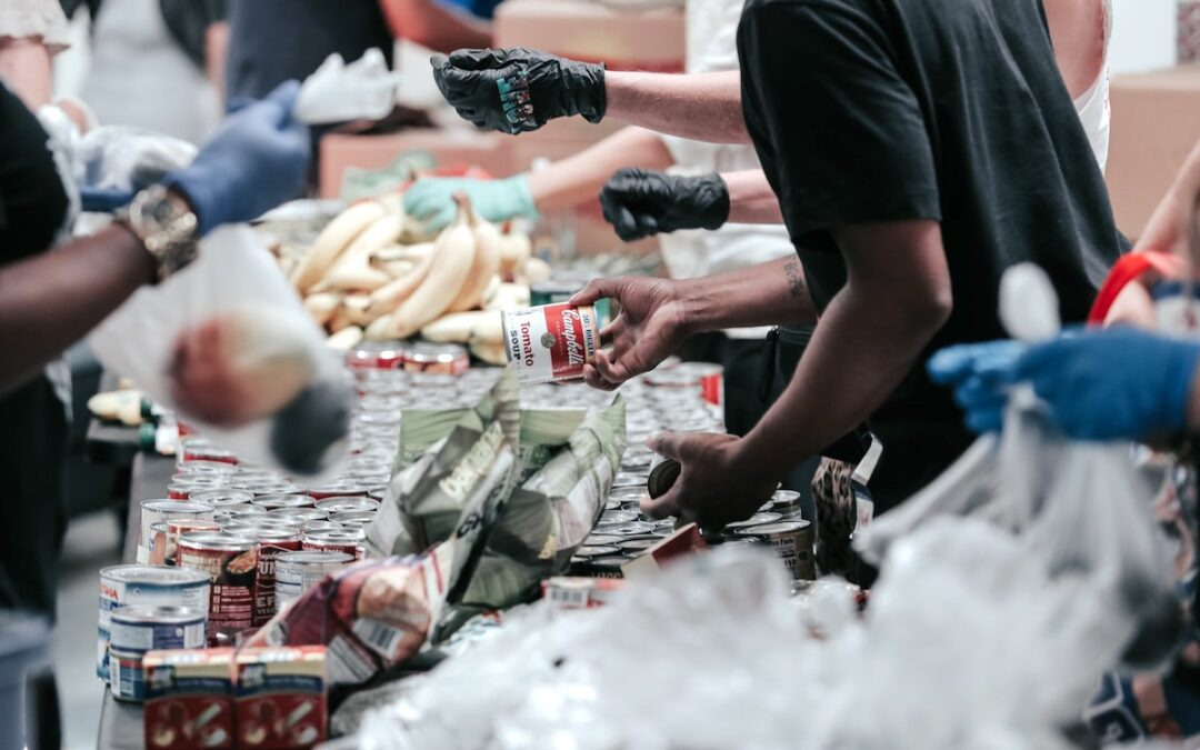Majority of U.S. Food Insecure Struggled to Obtain Help