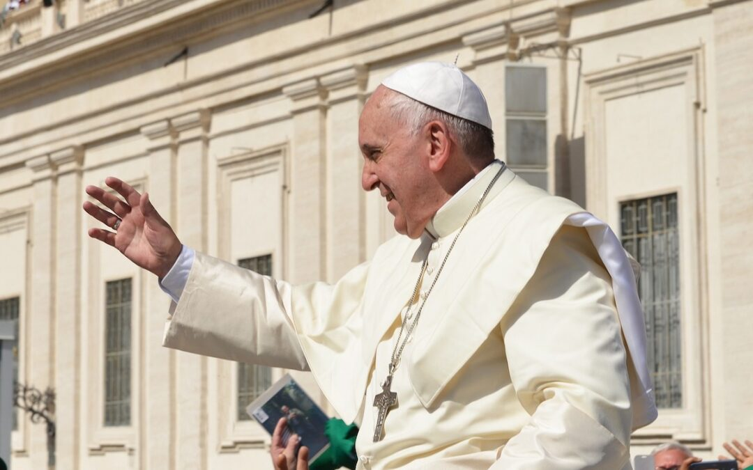 Pope Francis Urges Caring for Common Good, Common Home