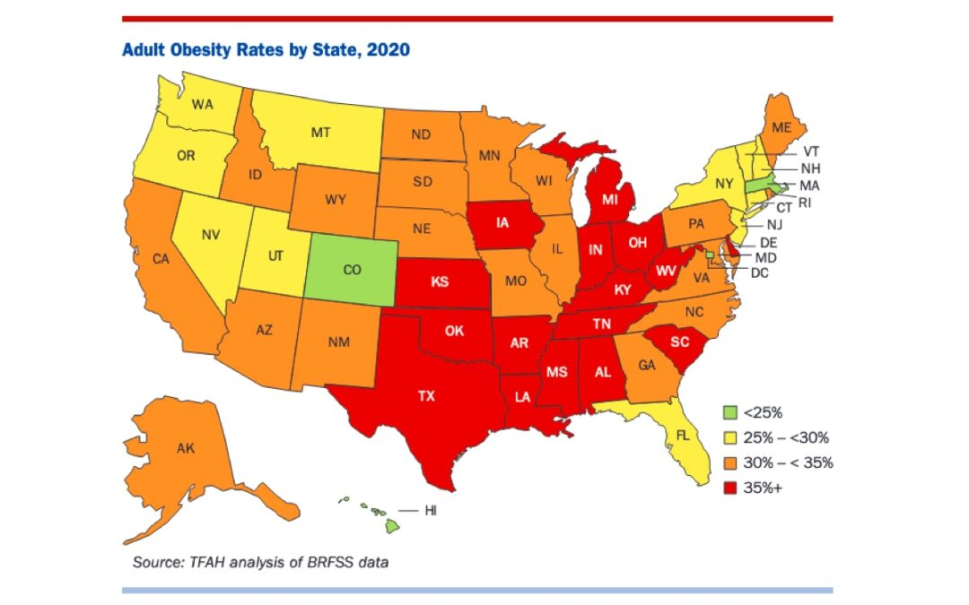 Obesity Often a Symptom of Economic Inequality
